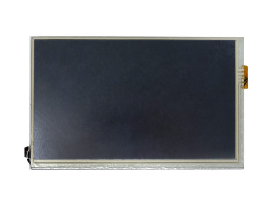 """7"""" Resistive Touch Panel"""