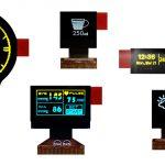 I nostri display OLED